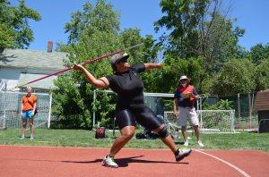 Debra Hanes National Games