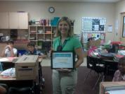 teacher of the year 2010